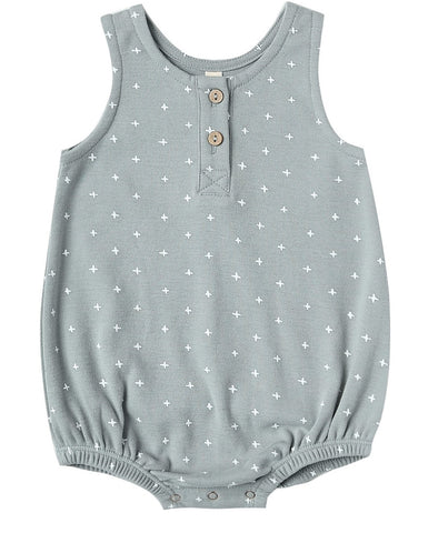 Quincy Mae Ocean Sleeveless Bubble