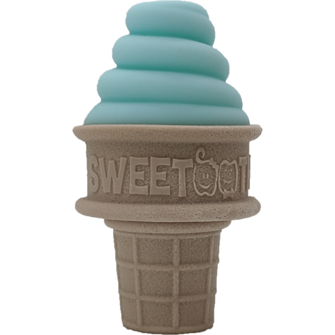 Sweetooth Magical Mint Ice Cream Cone Teether 3.0