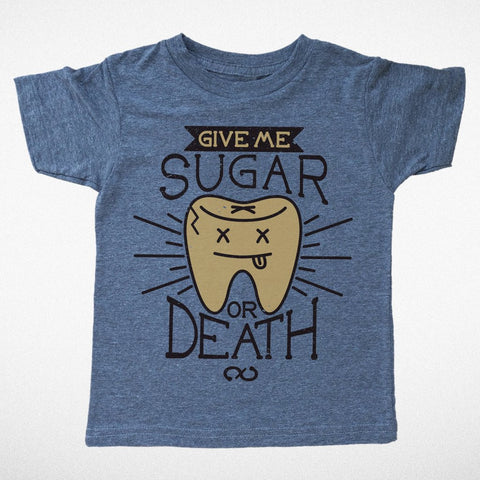 Tiny Whales Give Me Sugar Tee