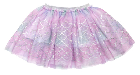 Sweet Wink Mermaid Scales Tutu Basically Bows & Bowties
