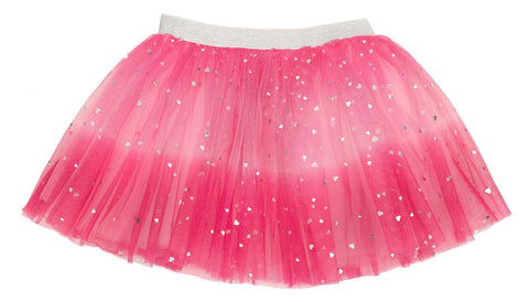 Sweet Wink Pink Ombre Heart Tutu Basically Bows & Bowties