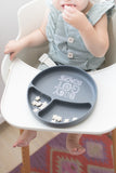 Bella Tunno Baby Got Snacks Wonder Plate