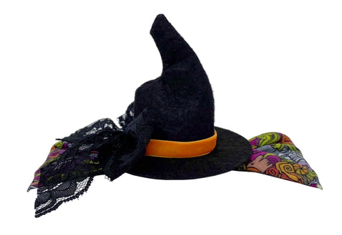 Baby Bling Witch Hat 20 LE Headband