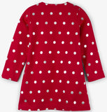 Hatley Holiday Dots Mod Dress