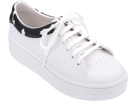 Melissa Mellow II Add-White w/Black