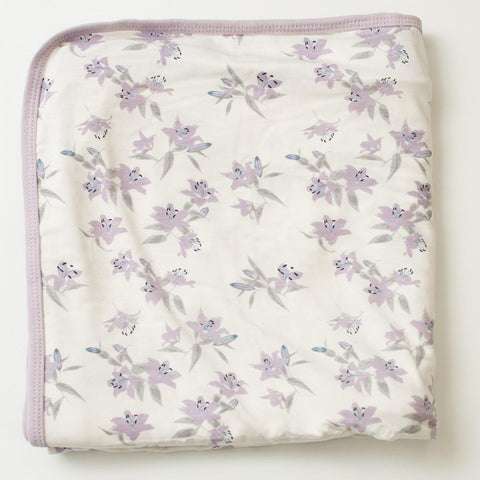 Bestaroo Lavender Lily's Blanket - Basically Bows & Bowties