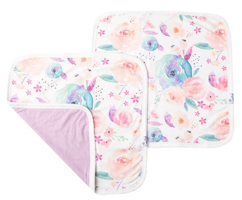 Copper Pearl Bloom Security Blanket Set Basically Bows & Bowties