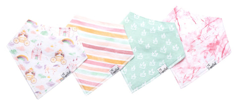 Copper Pearl Enchanted Bandana Bib Set Basically Bows & Bowties