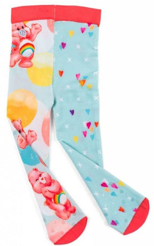 Baby Bling Care Bear Pastel Bubble Tights