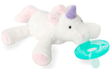 Baby Unicorn WubbaNub - Basically Bows & Bowties