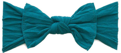 Baby Bling Classic Knot-Emerald