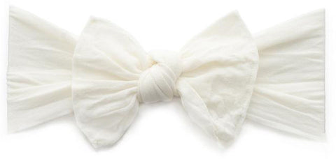 Baby Bling Classic Knot Headband (45+ Colors) - Basically Bows & Bowties