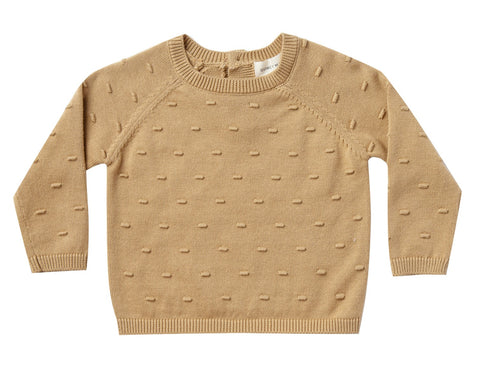 Quincy Mae Honey Bailey Knit Sweater