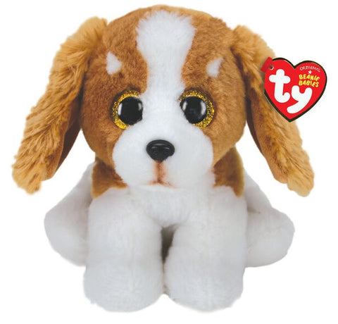 Ty Barker the Dog Beanie Baby