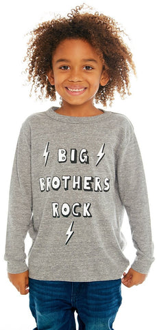 Chaser Big Bro Long Sleeve Tee Basically Bows & Bowties