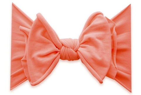 Baby Bling Neon Coral FAB-BOW-LOUS