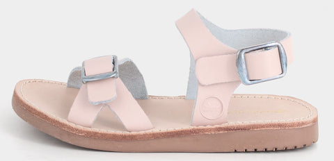 Freshly Picked Blush Carmel Sandals - Basically Bows & Bowties