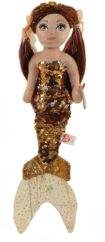 Ty Medium Ginger Reversible Sequin Mermaid