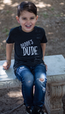 Daddy's Dude Short Sleeve Tee - Basically Bows & Bowties