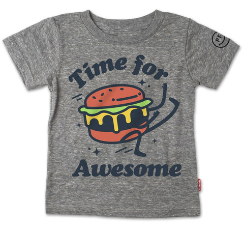 Prefresh Time for Awesome Tee - Basically Bows & Bowties