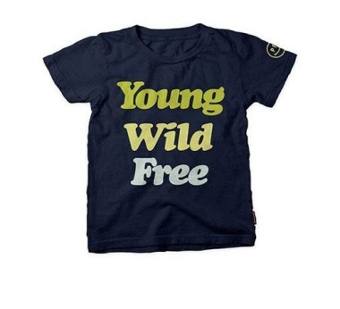 Prefresh Young Wild Free Tee - Basically Bows & Bowties
