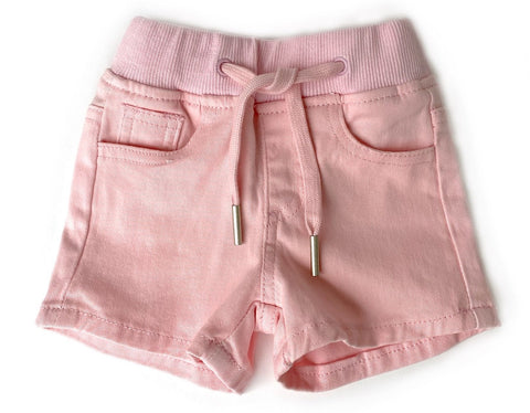Little Bipsy Blush Chino Shorts