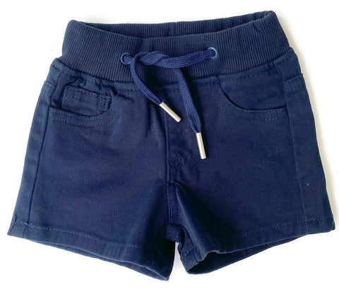 Little Bipsy Navy Chino Shorts