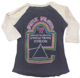 Junk Food Clothing Co Pink Floyd Raglan Tee - Basically Bows & Bowties