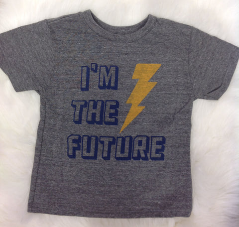 Junk Food Clothing Co I'm the Future Tee - Basically Bows & Bowties