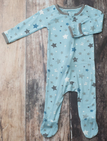 Bestaroo Blue Stars Footie Basically Bows & Bowties