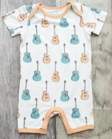 Bestaroo Guitars Short Romper