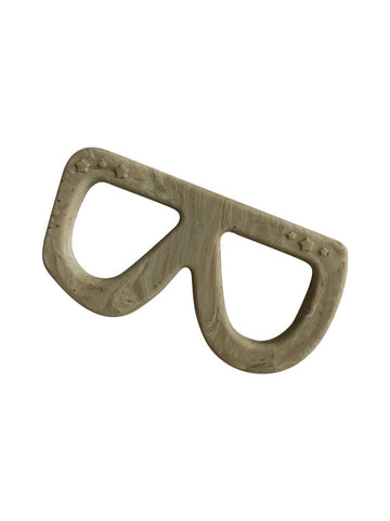 Cement Little Teether Glasses Silicone Teething Toy