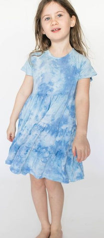 Little Moon Society Ryan Dress in Seaglass