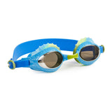 Lizard Blue Grass Green Larry the Lizard Goggles