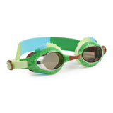 Iguana Camo Olive Green  Larry the Lizard Goggles