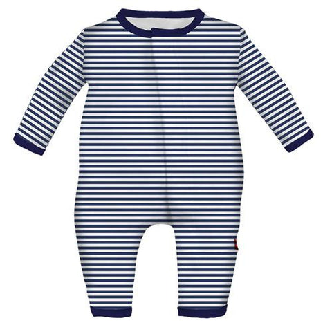 Magnetic Me Blueprint Stripe Coverall