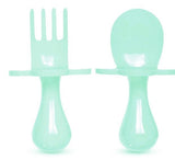 Mint to Be Grabease Fork & Spoon Set