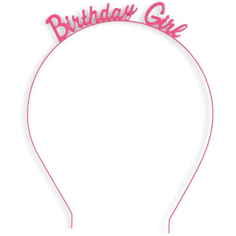 Mud Pie Birthday Girl Headband