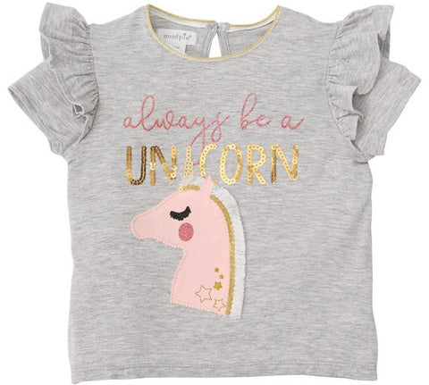 b8efb22555 Hatley Solstice Stripe Back Bow Tee. Regular price   26. View. Always be a  Unicorn Bamboo Tee - Basically Bows   Bowties