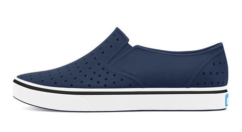Native Miles-Regatta Blue/Shell White