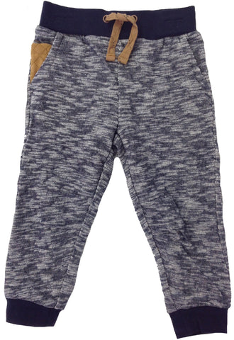 Petit Lem PL Kids Navy Pull On Joggers