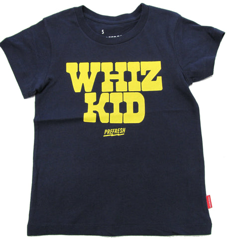 Prefresh Navy Whiz Kid Tee