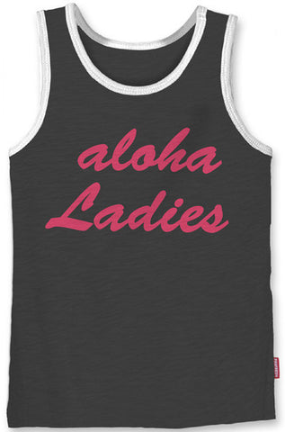 Prefresh ALoha Ladies Graphite Tank