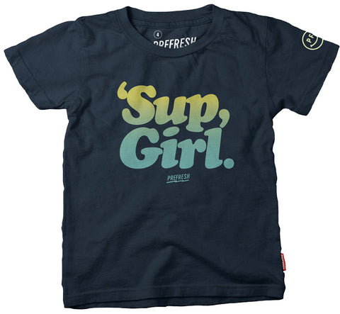 Prefresh 'Sup Girl Tee - Basically Bows & Bowties