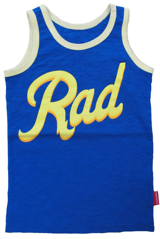 Prefresh Royal Blue  with Yellow Rad Tank