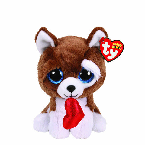 Smoothces the Dog Beanie Boo - Small