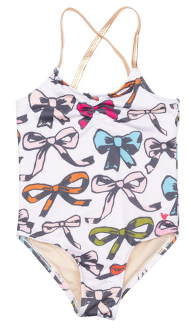 Pink Chicken Multi Bows Belle Suit