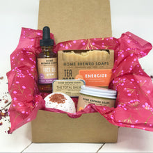 Valentines Day Gift for Women- Spa Gift Set - Energize