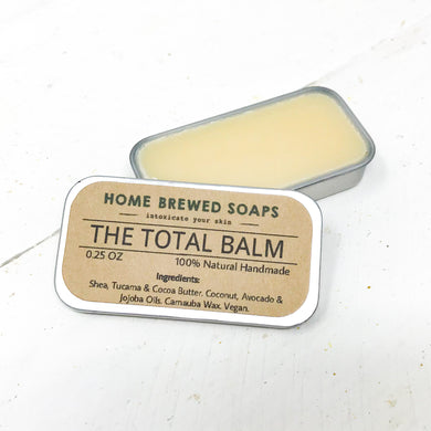 Natural Balm - Lip Balm - Hand Balm - Body Balm