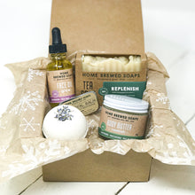 Christmas Gift for Women - Bath Gift Set - Replenish